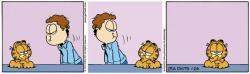 Garfield - mute