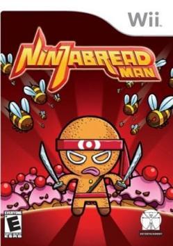 Ninjabread Man!!!