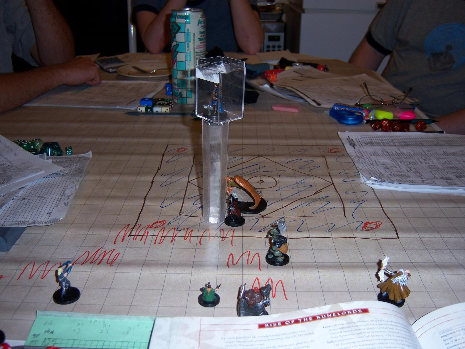 criticalanklebites com » Pathfinder 26 – One month after the